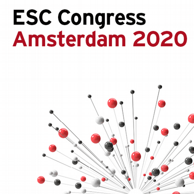European Society of Cardiology (ESC) Congress 2020.