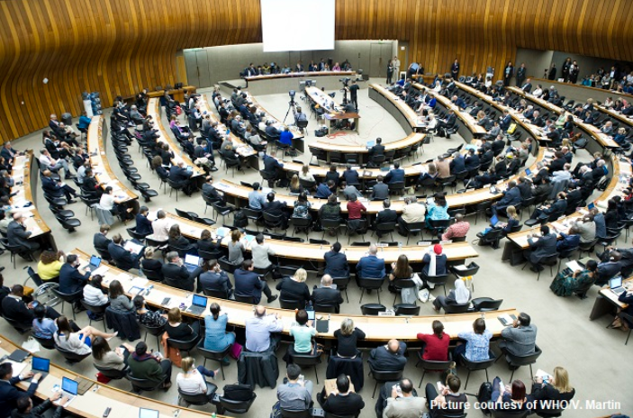 SUMMARY & CONCLUSIONS - 71ST WORLD HEALTH ASSEMBLY