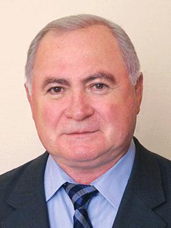 Президент Фонда Оганов Рафаэль Гегамович